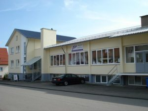 Hauptgebäude der Pro-Con-Trading